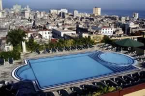 Hotel Iberostar Parque Central - La Habana, Cuba.