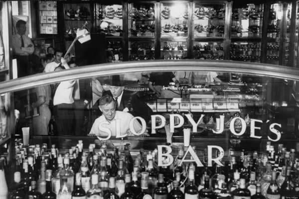Sloppy Joe´s Bar,La Havana, Cuba