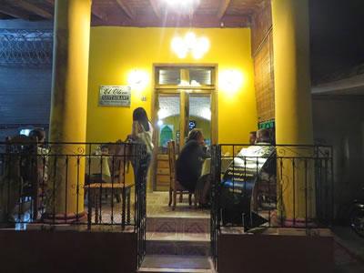 Restaurante El Olivo, Pinar del rio, Cuba