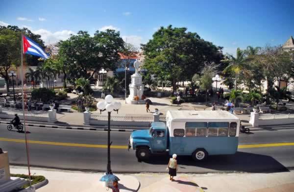 Vicente Garcia Park,Las tunas, Cuba
