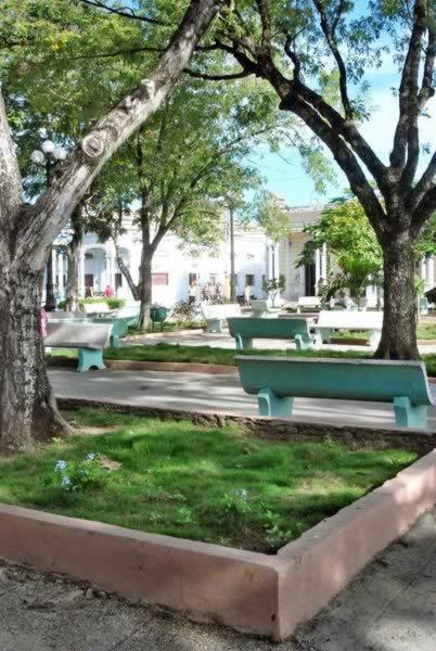Maceo Park,Las tunas,Cuba