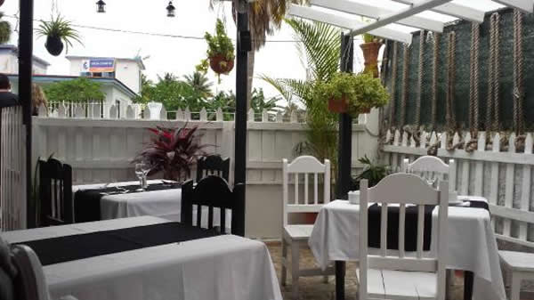 Restaurant Pequeno Suares,varadero, Cuba