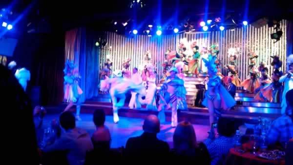 Parisian cabaret,Havana, Cuba