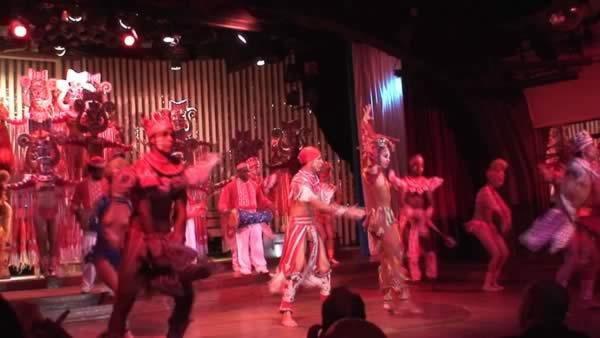 Cabaret Parisien, Hav, Cuba