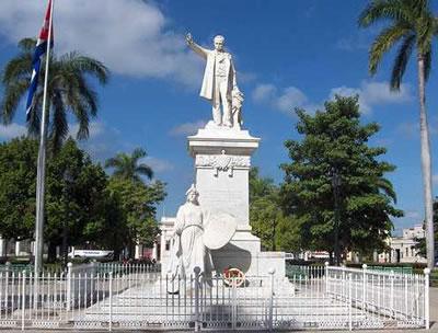 Parque Marti, Cienfuegos, Cuba