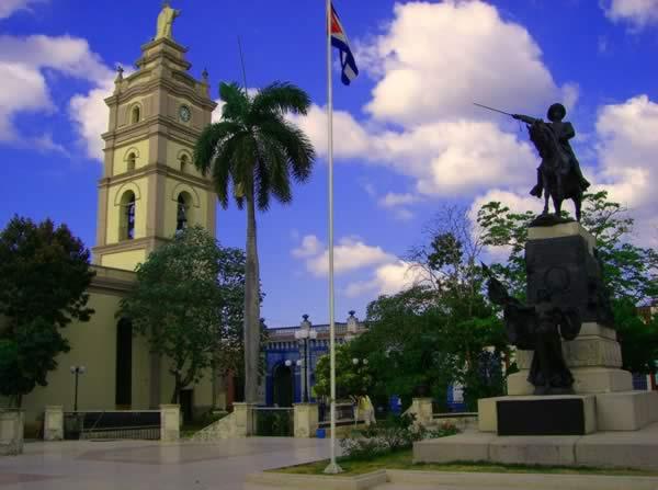 Parque Ignacio Agramonte, Camaguey, Cuba