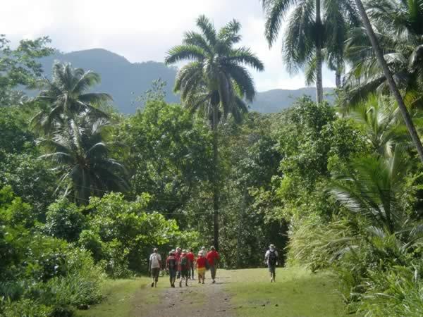 Parque Alejandro de Humbold, Granma, Cuba