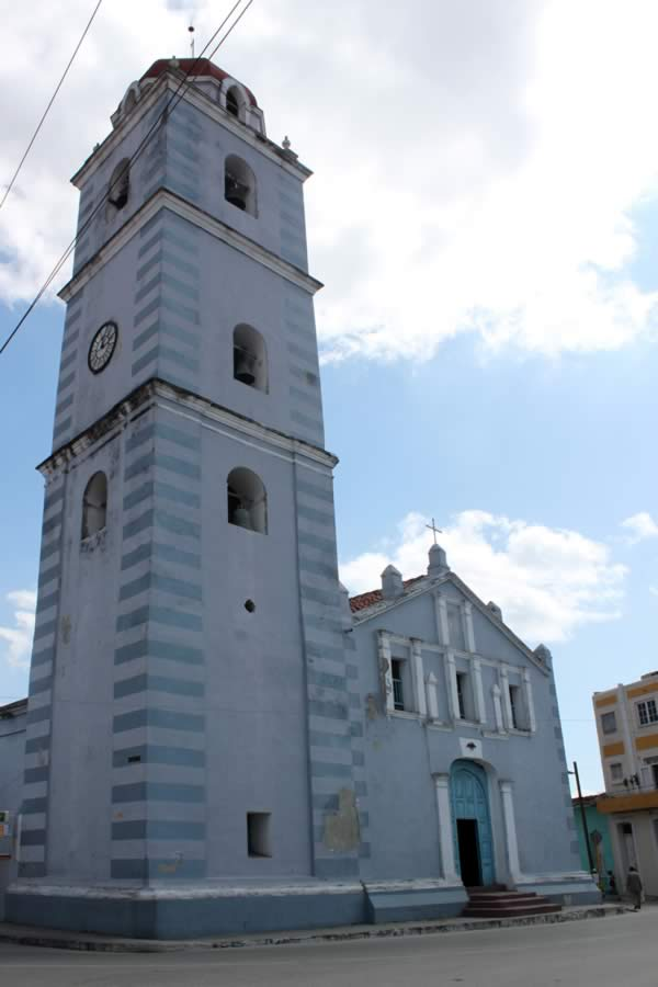 Mayor Parrochial Church,Santi spiritus,Cuba