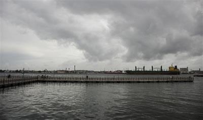 Paseo Marítimo , Habana Vieja, Cuba