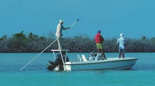 Fishing cayo largo