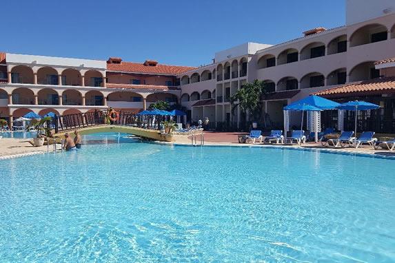 Pool hotel starfish Las Palmas