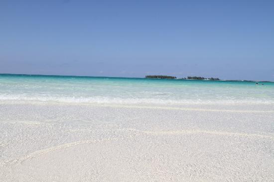 Playa Pilar, Cayo Guillermo,Cuba