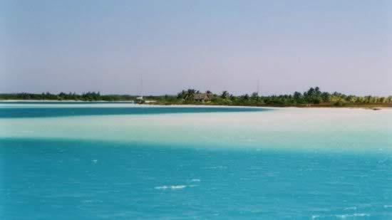 Playa larga,Cienaga de Zapata, Cuba