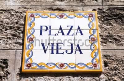 Plaza Vieja, La Habana, Cuba