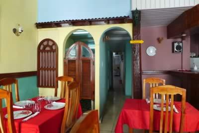 Restaurant Prirmos Twice, Sgo de Cuba