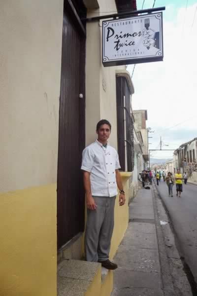 Restaurantes Prirmos Twice, Sgo de Cuba