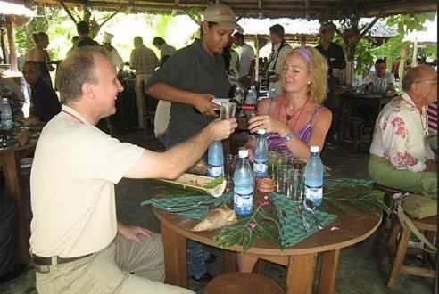 Restaurant Rancho Toa, Baracoa, Cuba