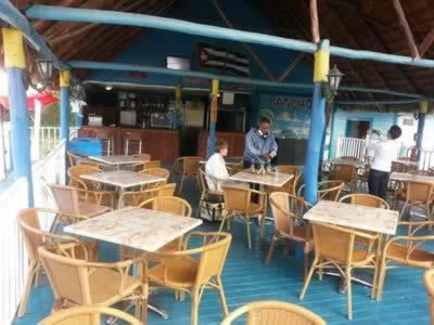 Restaurante Ranchón Flamenco, Cayo Coco, Cuba