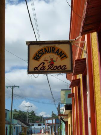 Restaurant La Roca , Baracoa, Cuba