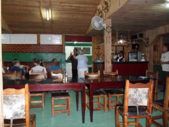 Restaurante La Roca , Baracoa, Cuba