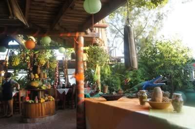 Restaurant Villa Lagarto, Cienfuegos, Cuba