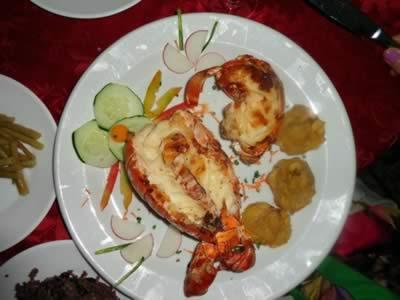 Restaurant Bahia, Cienfuegos, Cuba