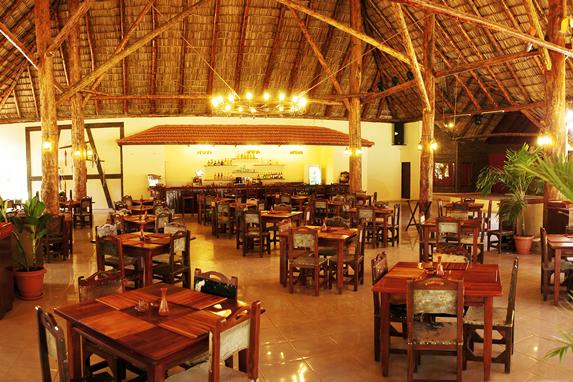 guano indoor restaurant