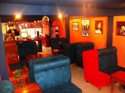Restaurant bar Rock café, Sgo de Cuba, Cuba