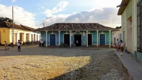 Plazuela de Segarta, Trinidad, Cuba