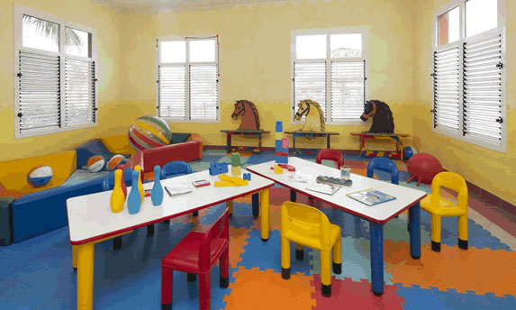 Children's room at the Memories Varadero hotel