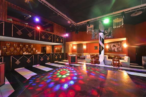 party room at the Iberostar Laguna Azul hotel