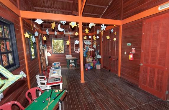 Tuxpan hotel children's room