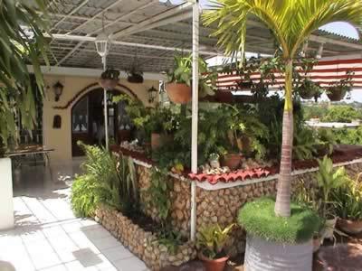 Restaurant Salón Tropical, Sgo de Cuba, Cuba