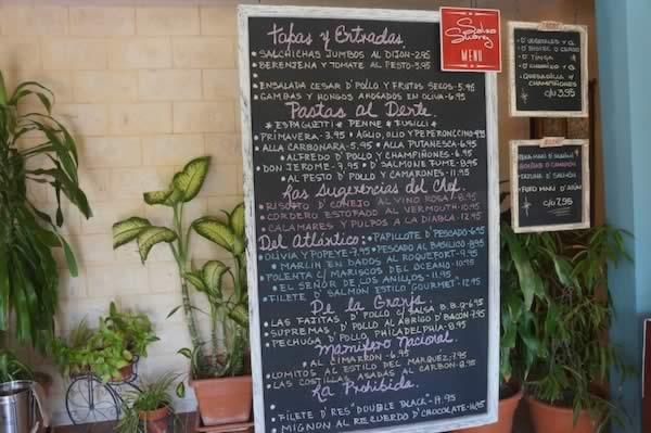 Restaurante Salsa Suarez ,Varadero, Cuba