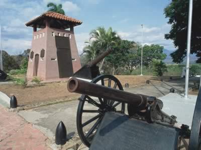 Historical Park San Juan, Santiago de Cuba