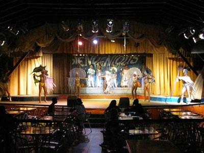 Cabaret San Pedro Mar.Sgo de uba, Cuba