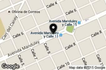 Restaurant Setos Cuba, Sgo de Cuba, Cuba,map