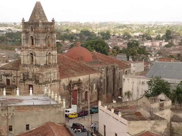 Iglesia de la Soledad, Camaguey, Cuba