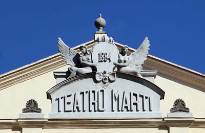 Teatro Martí, Old Havana, Cuba