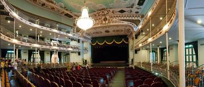 Teatro Martí,  Habana Vieja , Cuba