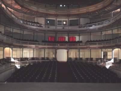 Teatro La Caridad, Villa Clara, cuba