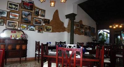 Restaurant San José, Trinidad, Cuba