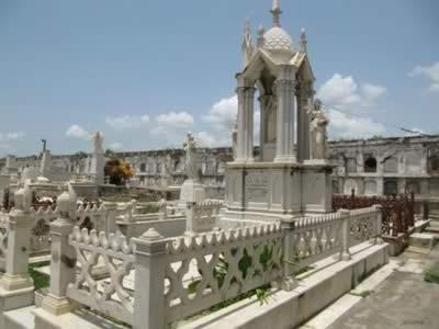 Tomás Acea Cemetery, Cienfuegos, Cuba