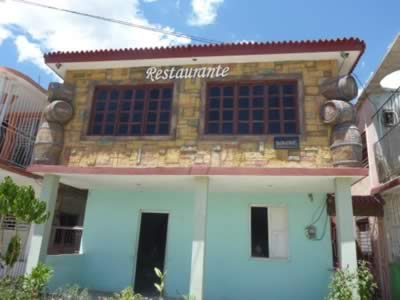 Restaurant Los toneles, Holguín