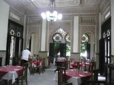 Restaurant Palacio del Valle, Cienfuegos, Cuba