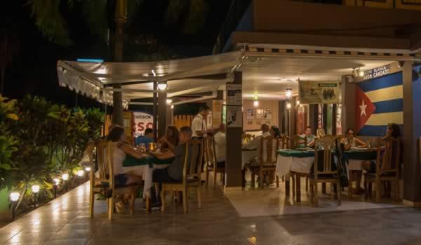 Restaurant Varadero 60, Varadero, Cuba