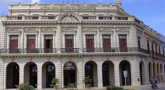 Armadores de Santander hotel facade