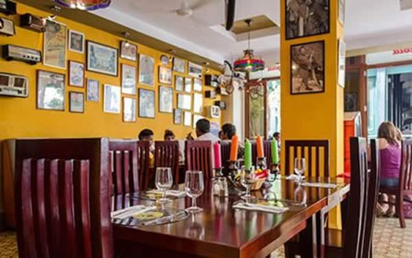 Restaurant La vitrola, La Havana, Cuba