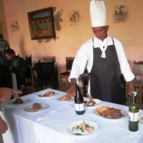 Restaurant La Volanta, Camaguey, Cuba
