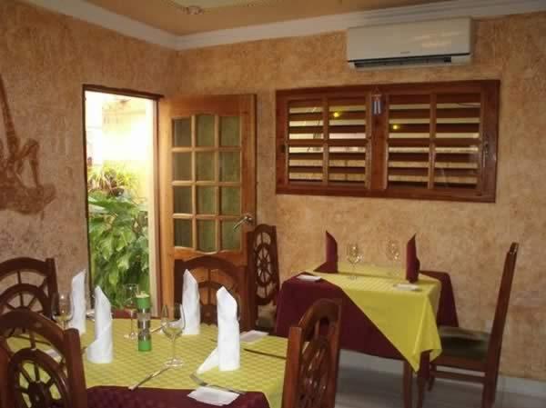 Restaurant Waco Club, Varadero, Cuba